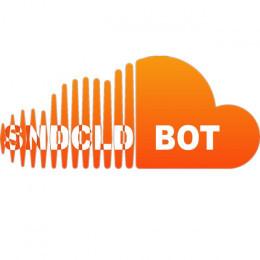 Telegram bot SoundcloudBot — @sndcldbot