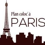 Plan coloc à Paris