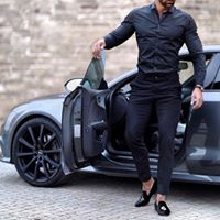 •The Fashion Lifestyle Only For Men