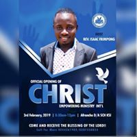 Christ Empowering Ministry INT'L