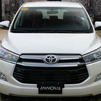 Car For Rent - Innova - w/ professional driver
