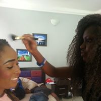 Eucharia classic make up