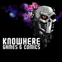 Knowhere Games & Comics