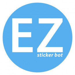 EZ Sticker Bot