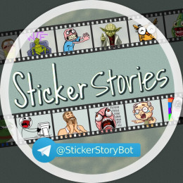 Sticker Stories for Telegram [Beta]