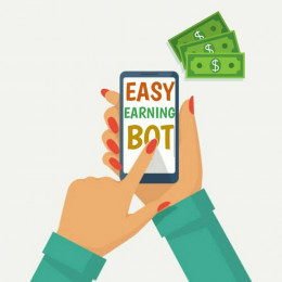 Easy Earning Bot