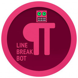 Line Break Bot