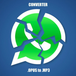 OPUS to MP3