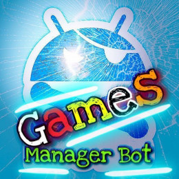 Games Manager Bot