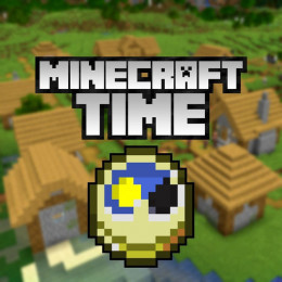 Minecraft Time | Support