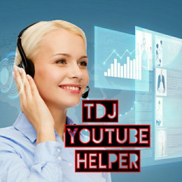 TDJ YOUTUBE HELPER