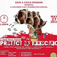 Save A Child Mission