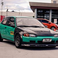 Honda Civic Race Car - A.Marcaida